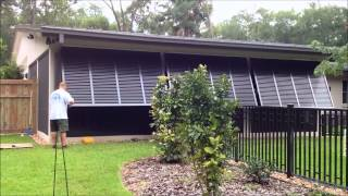 Bahama Shutters For Exterior Windows