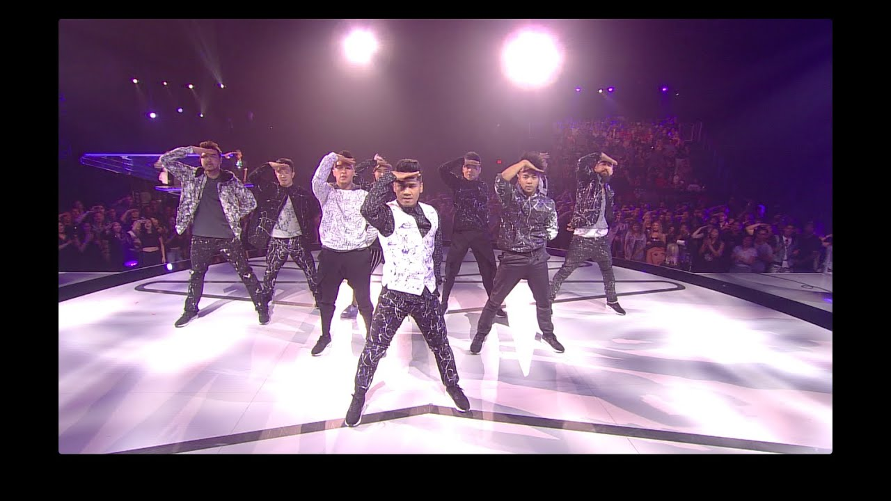 QUEST CREW ABDC8 Week 6 FINALE PERFORMANCE Official Video