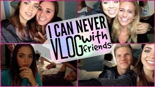 Claudia'sLife: I CAN NEVER VLOG WITH FRIENDS Thumbnail