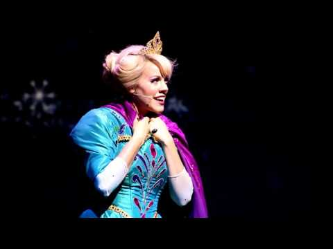 Let It Go - Frozen Musical Live at The Hyperion - Disney California Adventure