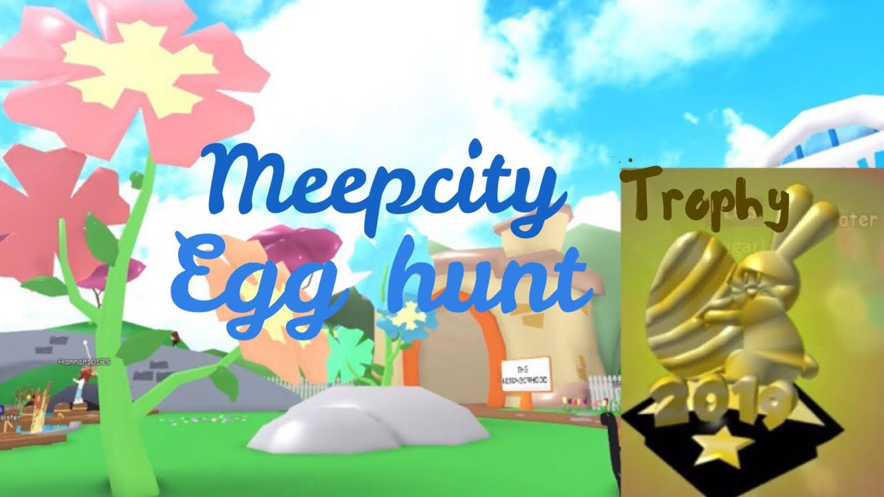 All The Eggs In Meepcity Meepcity Egg Hunt Roblox Its