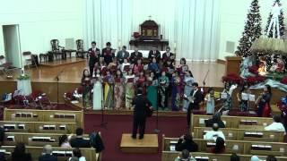 Xanh Trời Noel - Ca Đoàn Thánh Giáo Hoàng Gioan Phaolo II 20141224