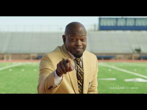 Emmitt Smith's 2018 Haggar Hall of Fame Dads Nomination
