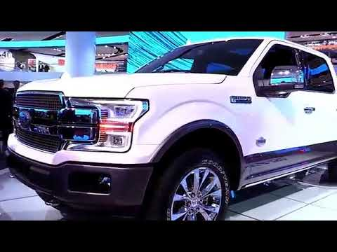 Ford F King Ranch Xl Premium Features Exterior Interior First Impression Hd