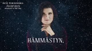 Suvi Teräsniska - Avaruus (Lyriikkavideo)