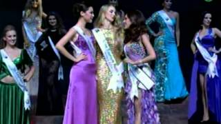 Miss Tourism World 2012 - Final and Crowning Moment