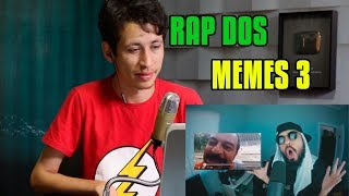 Video REACT RAP COM OS MEMES MAIS ENGRAÇADOS PART. 3 ♫ (Mussoumano) download MP3, 3GP, MP4, WEBM, AVI, FLV Agustus 2018