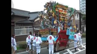 枝光祇園山笠2012