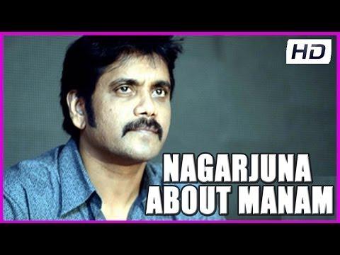 Nagarjuna Exclusive Interview about Manam - ANR, Akhil Akkineni, Naga Chaitanya, Samantha, Shreya