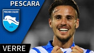 Valerio Verre • Pescara • Best Skills, Passes & Goals • HD 720p