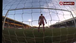 Partick Thistle 0-4 Hearts: Just the goals