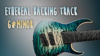 ethereal backing track (g# minor)