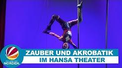 Hansa Theater: Hamburger Varieté startet mit Magie in neuen Saison