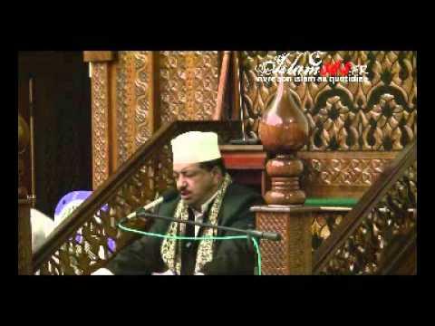 Sheikh Qari Abdulrahman Sadien à Saint-Pierre, Ile de la Réunion