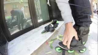 Doop Swift Skates Test - Patines Doop Swift en la calle!