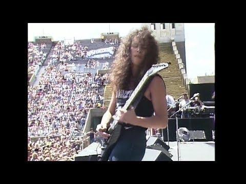 Metallica - Live in Philadelphia, PA, USA (1988) [Justice Box Set DVD]