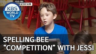 """Gambar cover Spelling bee """"Competition"""" with Jessi [Trio's Childcare Challenge/ENG/2019.11.20]"""
