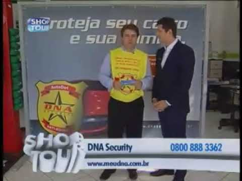 DNA Security no Shop Tour