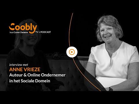 Hoe sociaal ondernemer Anne Vrieze het internet inzet voor succes