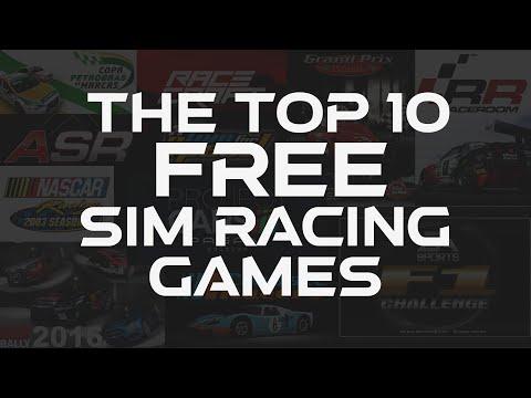 The Top 10 Free Sim Racing Games