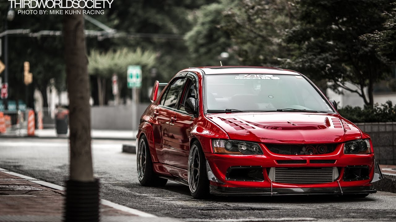 new mitsubishi lancer evo ix tribute youtube. Black Bedroom Furniture Sets. Home Design Ideas