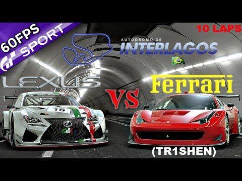 Gran Turismo SPORT | Gr.3 Daily Race Event @ Interlagos | Online Race