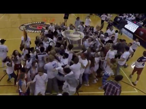 Battle of the Birds 2015: Gerstell Academy vs. Winters Mill Basketball