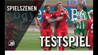 Bayer 04 Leverkusen – VfB Speldorf (Testspiel)
