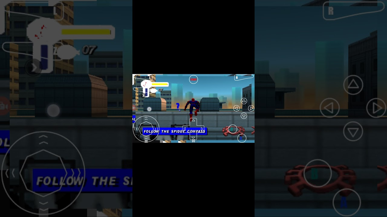 Download The amazing spider man game dawlod psp