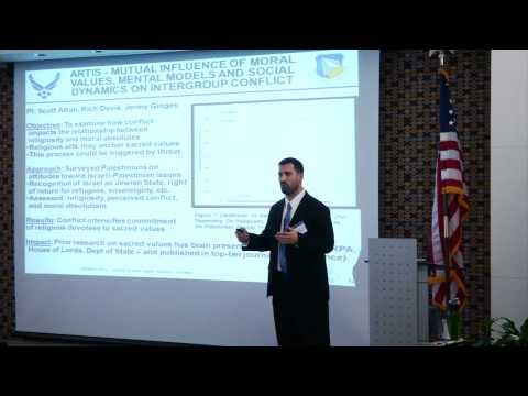 Dr. Joseph Lyons - Trust and Influence