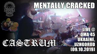 Eugene Ryabchenko - Castrum - Mentally Cracked (drum cam)