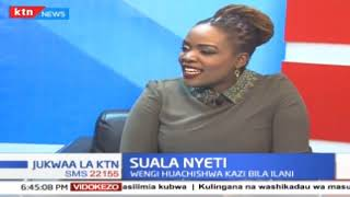 Suala Nyeti: Haki za wafanyikazi wa vibarua