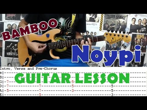 Noypi Bamboocomplete Guitar Lessoncoverwith Chords And Tab