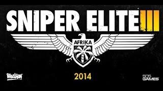 Sniper elite 3 Gameplay ITA ep.3 (parte 3 di 3) Un fottuto carro armato! (Passo di Halfaya)