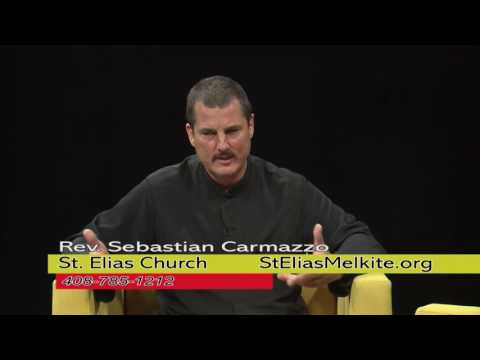 Fr. Sebastian on Arab American TV (May 10, 2017)