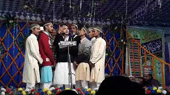 Anjuman Tanveerul Islam Mubarakpur new Naat 2018 Natiya program Badi Arjentj
