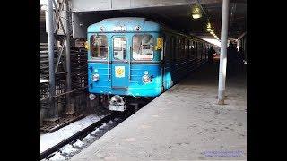 Ретро-Ёжик: ретро-поезд из вагонов Еж3