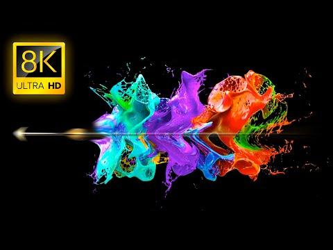 Super SLOW MOTION in 8K ULTRA HD 1000FPS