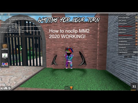 Mm2 Glitches 2020 Wall Glitch Win Every Game And Get Coins Wins