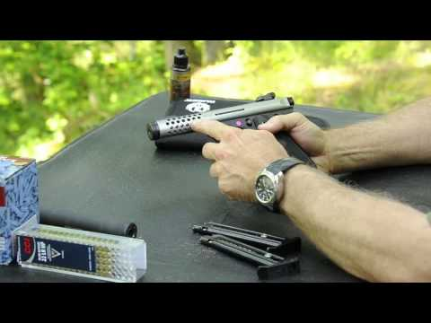 Hunting With A Silencer: New Pistol From Ruger Is Good Choice For A Quiet Small Game Handgun