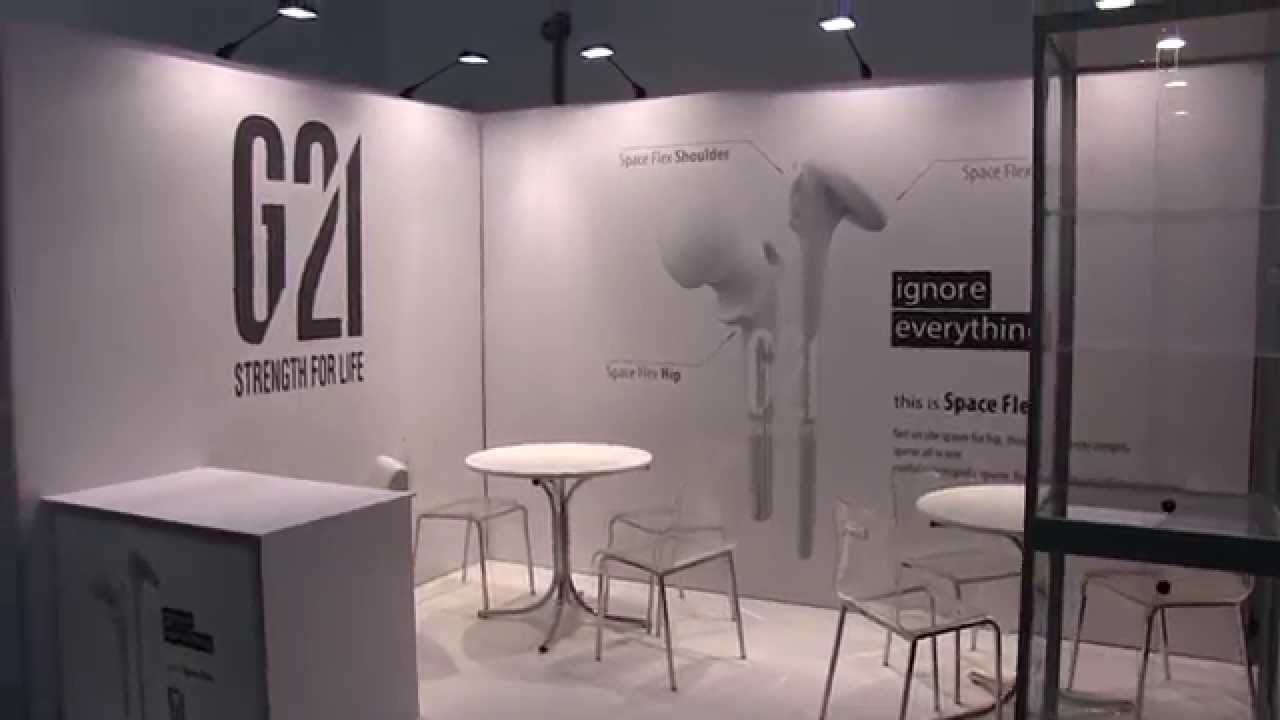 Fabric Exhibition Stand Goal : Textile exhibition stand youtube