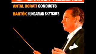 Bela Bartok-Hungarian Sketches