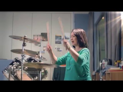 ANLENE – MOVE AS YOUNG AS YOU FEEL – DRUMMER