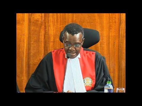 Suprema Corte do Quênia valida reeleição de Uhuru Kenyatta