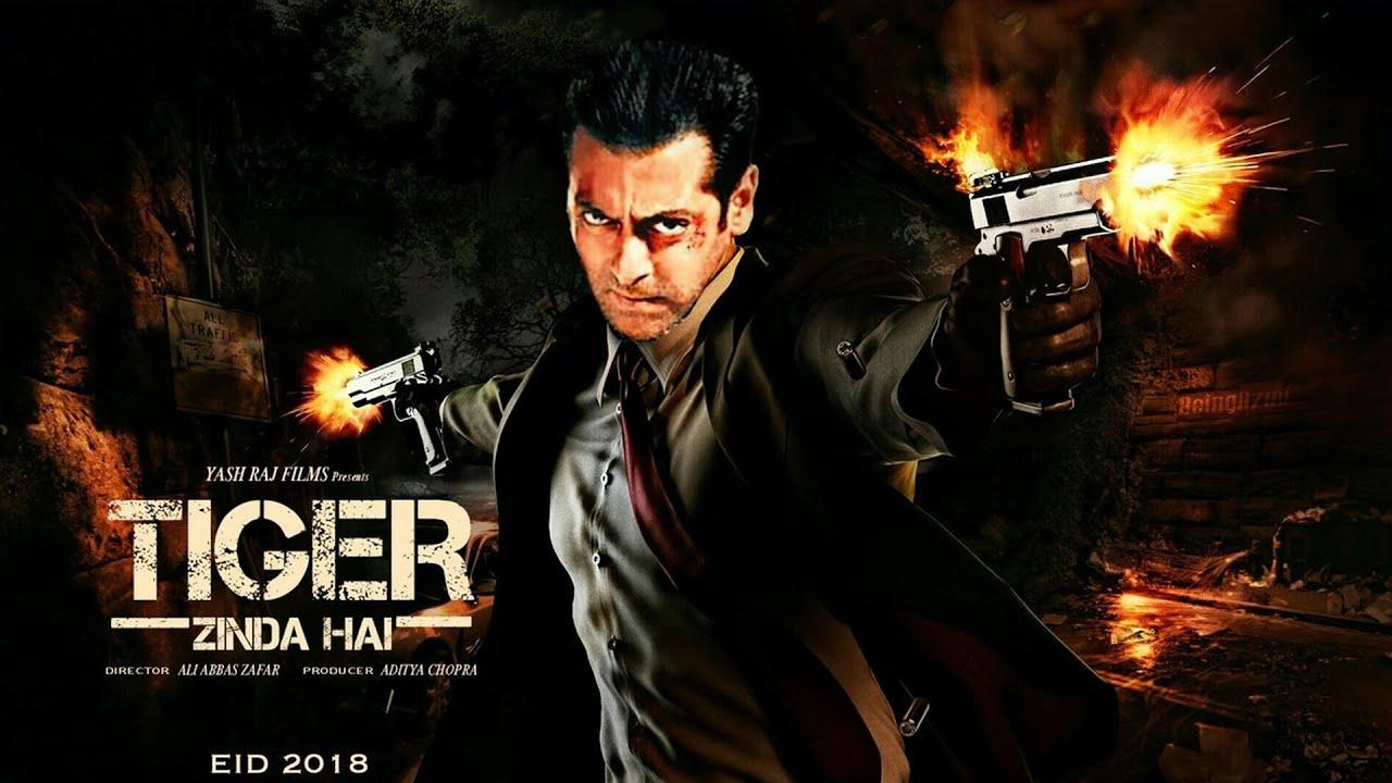 salman khan s tiger zinda hai poster fan made