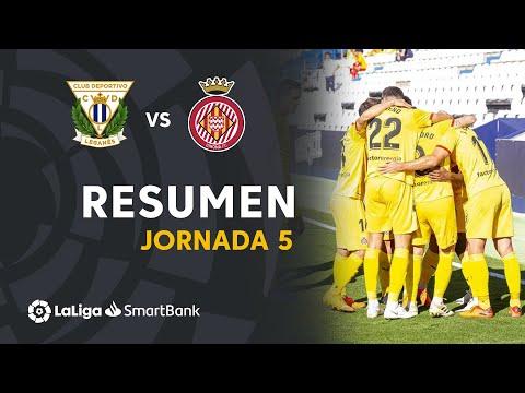 Leganes Girona Goals And Highlights