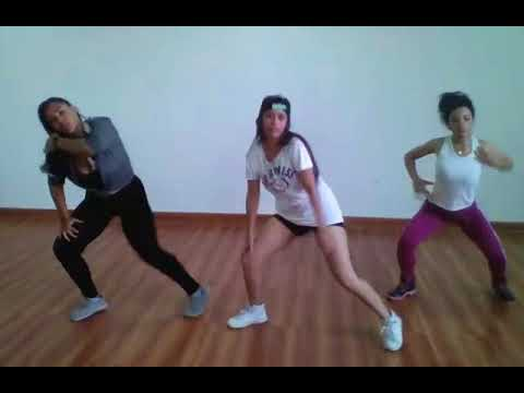 las  sorella´s dancers ensayo ( X - J.BALVIN x NICKY JAM )