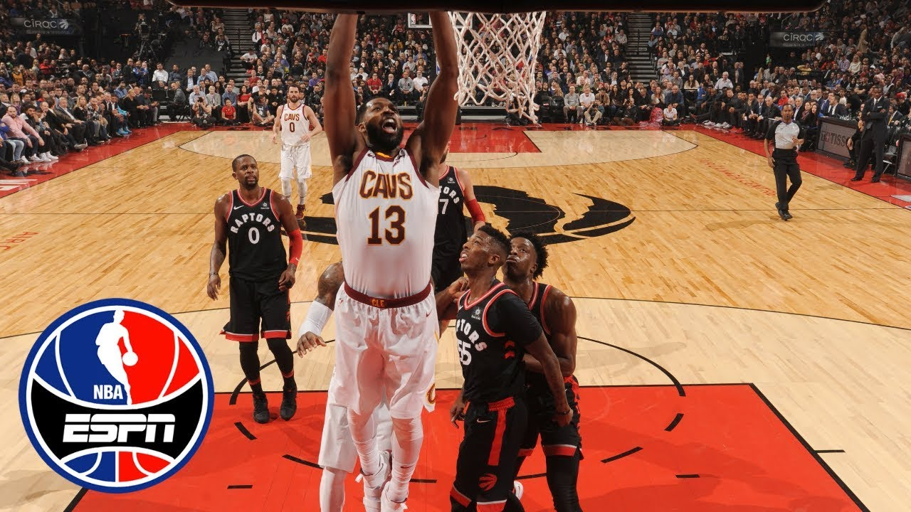 Will Tristan Thompson In The Starting Lineup Help The Cleveland Cavaliers Nba Countdown Espn Youtube
