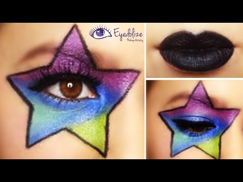 Rockstar Makeup Tutorial by EyedolizeMakeup