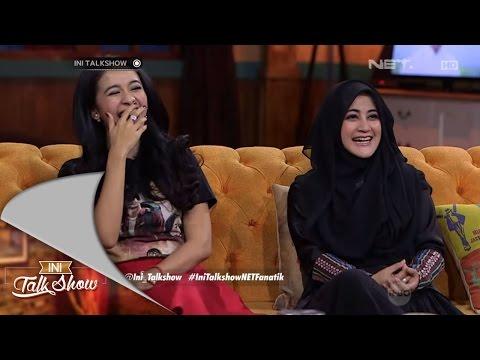 Ini Talk Show - 27 September 2014 Part 1/3 - Laura Basuki, Laudya C. Bella, Umi Pipik dan Abimana
